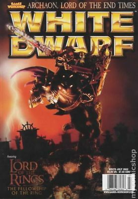 GW WHITE DWARFT #270 LURE OF GOD,WIZARDS DUEL,LOTR mini games MAG