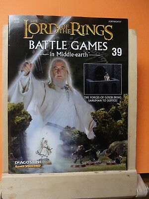 (123)Gw Lotr Battle Games In Middle Earth Magazine No 39