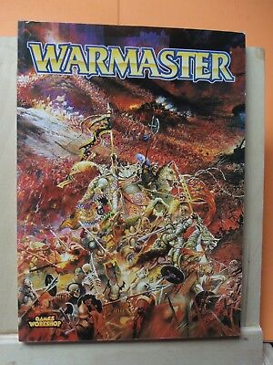 (132)Gw Warmaster Role Play (Mighty Battles On The Tabletop) Book