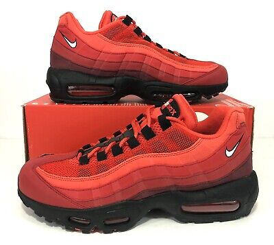 uk availability 8e8bb 1993f Nike Air Max 95 OG Shoes Habanero Red White University Red AT2865-600 Size 8