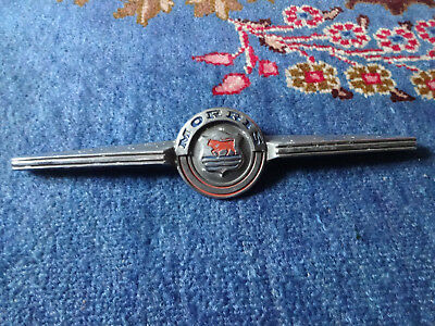 Vintage Classic Morris Bonnet Badge Vehicle Parts & Accessories