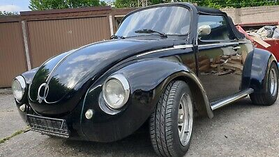 Vw Käfer Beetle Speedster