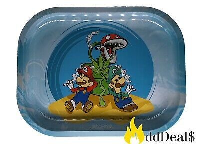Tobacco Rolling Tray (Stoned Brothers) 7x5