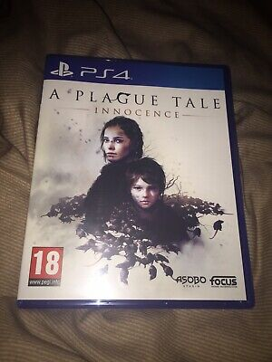 A Plague Tale: Innocence PlayStation 4 PS4 available to send now