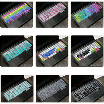 Keyboard High invisible Protector Skin Cover Fit For HP 15.6 inch Laptop PC Au