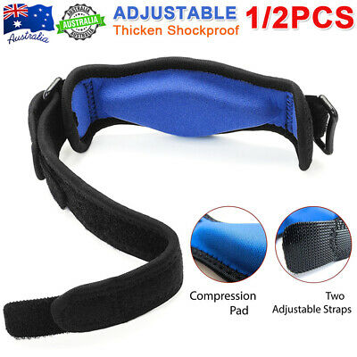 Adjustable Tennis Golf Sport Elbow Support Brace Strap Band Forearm Protection