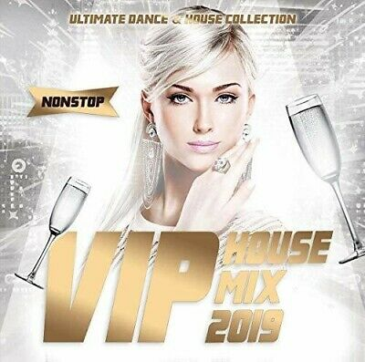 Various Artists - Vip House Mix 2019 [New CD]