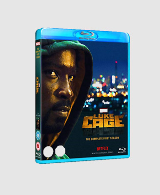Luke Cage: The Complete First Season Blu-ray