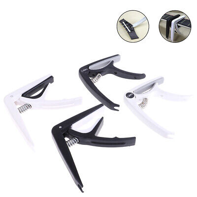 Quick Change Key Trigger Guitar Electric Acoustic Clamp Capo Electric Tune AA