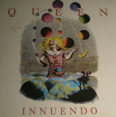 Queen - Innuendo - Eu 91