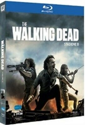 The Walking Dead - Stagione 8 (5 Blu-Ray Disc) - ITALIANO ORIGINALE SIGILLATO -