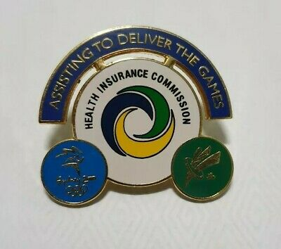 Health Insurance Commission - SYDNEY 2000 Olympic Games Pin