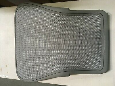Herman Miller Aeron Chair Backrest 4F01 Titanium Large Size C Waves Zinc OEM