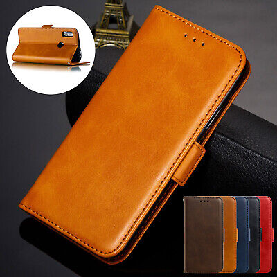 For Xiaomi Redmi Note 7 Case 4X 5 Pro 6 Mi A1 8 Lite Leather Wallet Stand Cover