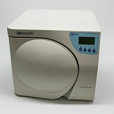 Mocom Millenium B+B Class Autoclave Work rather than Checked Year 2005 in Top