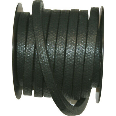 "8 Metres, VULCAN VR31-1/2"" Expanded Graphite Packing, Grafan Fibre & Inconl Wire"