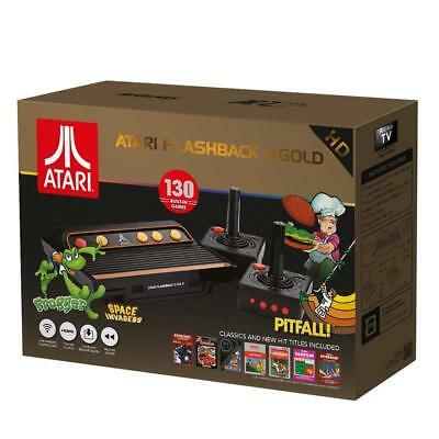 Atari Flashback 9 Gold Console Bundle - Brand New