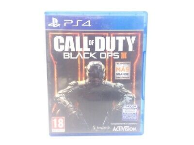 Juego Ps4 Call Of Duty Black Ops Iii Ps4 4719020