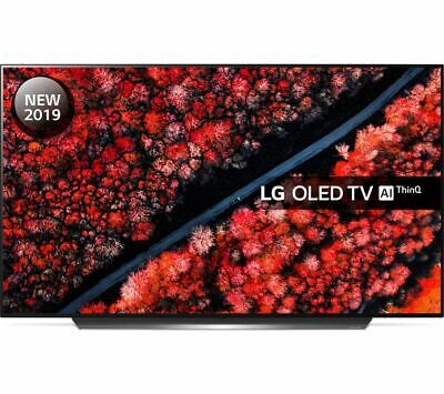 """LG OLED55C9PLA 55"""" Smart 4K Ultra HD HDR OLED TV with Google Assistant - Currys"""