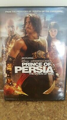 Prince of Persia - The Sands of Time (DVD, Widescreen)