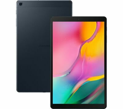 "SAMSUNG Galaxy Tab A 10.1"" Tablet (2019) - 32 GB, Black - Currys"