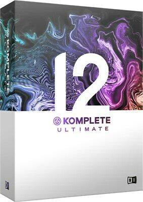 Native Instruments Komplete 12 Ultimate Production Suite Update