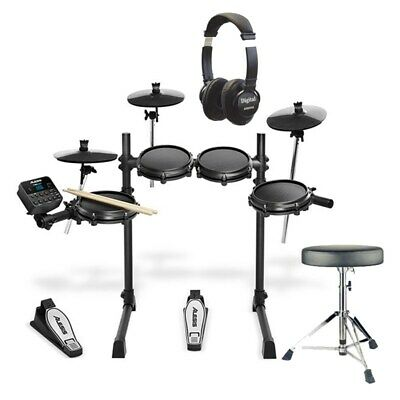 Alesis Turbo Mesh Electronic Drum Kit Bundle