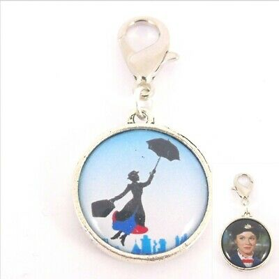 MARY POPPINS NECKLACE disney practically perfect vintage retro scene london