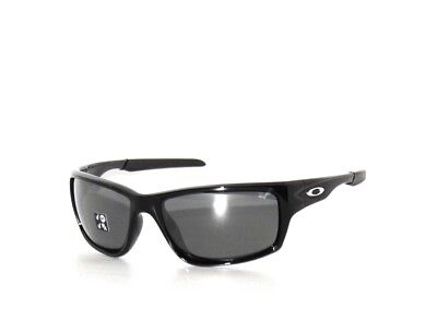 04e3ae637d Oakley Sunglasses Canteen 9225-01 Polished Black Iridium Polarized Clearance
