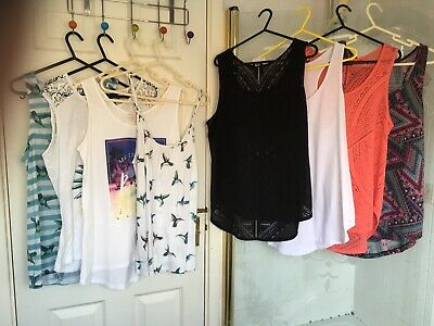 Bundle Of Ladies Tops Size 14 Debenhams Mataray F&F