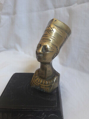 Egyptian Statue Queen Nefertiti  Art Decor Made In Egypt