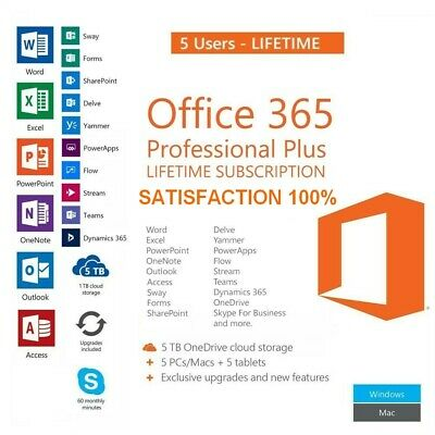 ✅ INSTANT MICROSOFT Office 2019 Professional Plus ✅ New