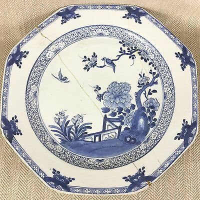 Porcellana Cinese Blu E Bianco Caricabatterie Other Asian Antiques