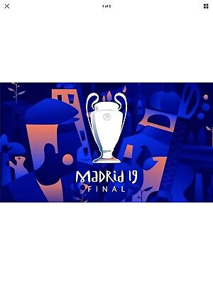 Manchester to Madrid 2 Return Flights + Hotel For Champions League Final 2019