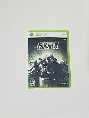 Xbox 360 : Fallout 3 Video Game