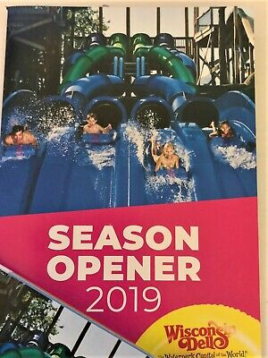 4 Wisconsin Dells Season Opener Card Free Noahs Ark & Lower Dells Tour & More