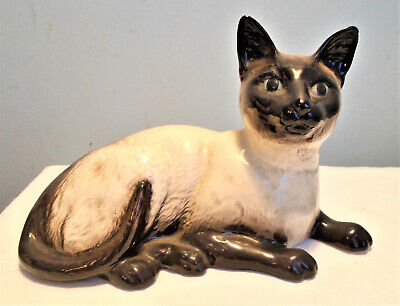 Beswick Siamese Cat Figurine 1559 Made in England