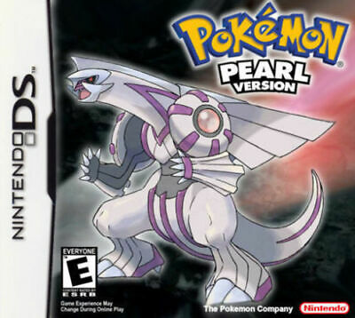 Pokemon: Pearl Version (Nintendo DS, 2009) Brand New - Sealed - Free Shipping