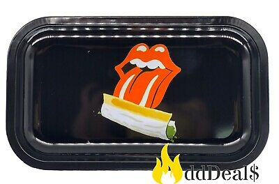Tobacco Rolling Tray (Rolling Lips) 10.5x6.5