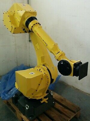 FANUC M-710IC/50 w/ R-30iA Controller, TP iPendant, cables .TESTED, WARRANTY.
