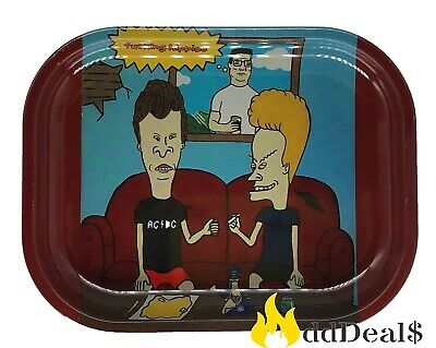 Tobacco Rolling Tray (Couch Chillin) 7x5