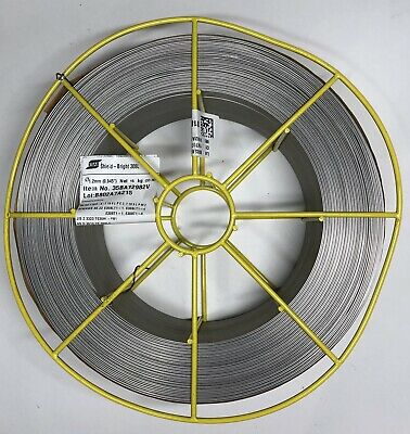 """33 LB Spool ESAB Shield-Bright E308LT1-1/T1-4 Stainless .045"""" Mig Welding Wire"""