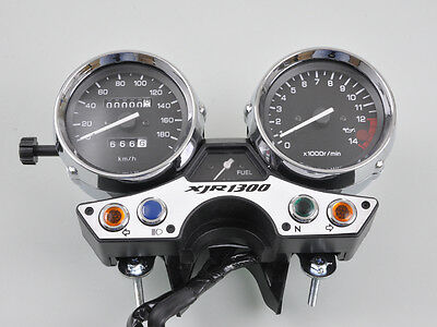 m Speedometer Tachometer Meter Gauge Fit For Racing Version Yamaha XJR1300 89-97