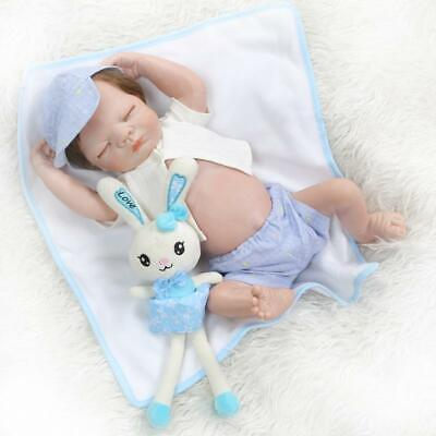 Silicone Reborn Toddler Dolls That Looks Real 22 Inch Reborn Baby Dolls Boy Gift