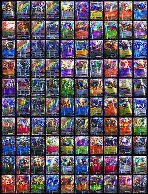 100pcs Pokemon TCG Cards Lot Pokemon EX CARDS 80 Basic + 20 GX Hot sale