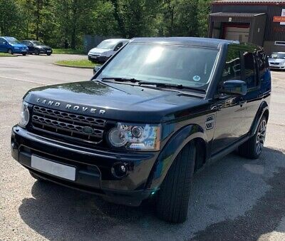 Land-rover Discovery 3 S  2007 UPGRADED FACE LIFT 4