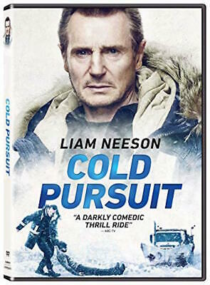 Cold Pursuit Dvd - Single Disc Edition - New Unopened - Liam Neeson