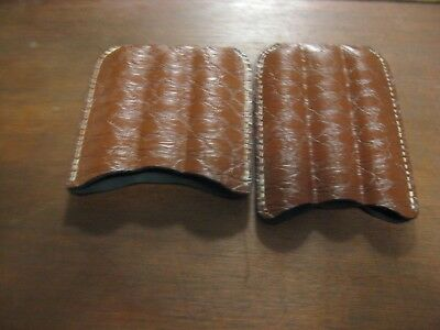 Vintage Cigar Holder 3 Cigar Holder Case Ships Free