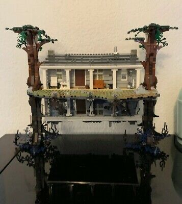 LEGO 75810 Netflix Stranger Things The Upside Down NO MINIFIGURES/BOX House Only