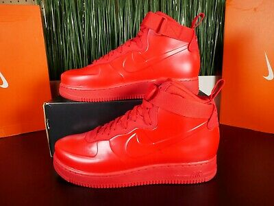 Nike Air Force 1 Foamposite Cup NA AF1 University Red Fashion BV1172-600 Size 9